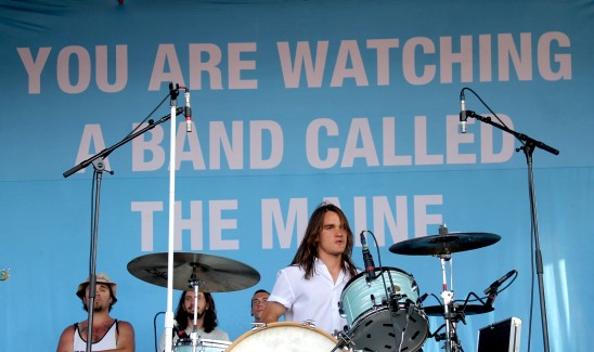 Pat Kirch of The Maine.